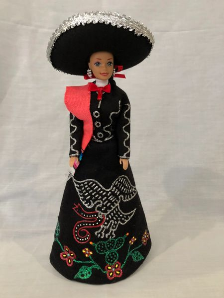 JALISCO CHARRA COLLECTION DOLL