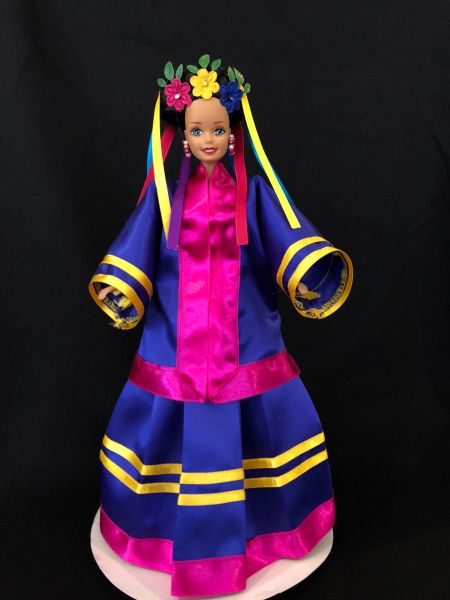 MORELOS COLLECTION DOLL