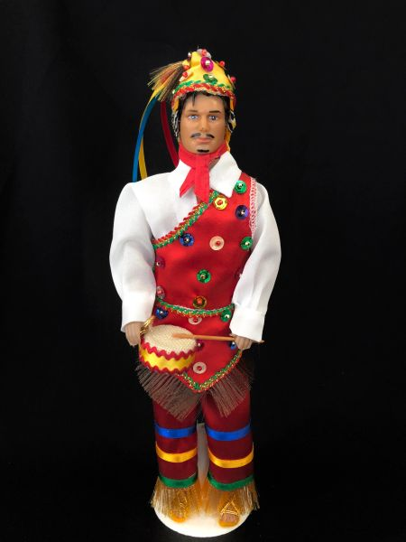 VOLADORES DE PAPANTLA COLLECTION DOLL