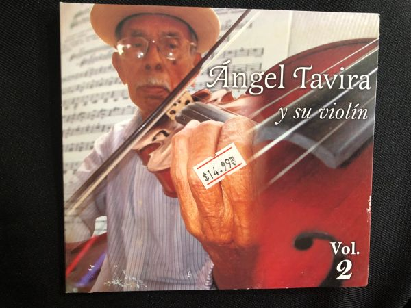 Angel Tavira y su violin vol 2