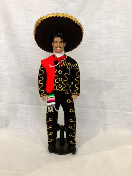 JALISCO CHARRO COLLECTION DOLL