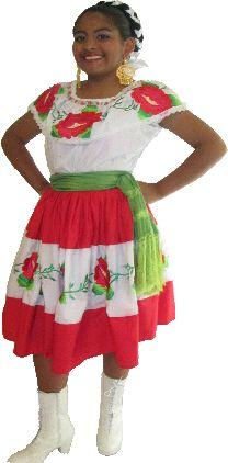 Zacatecas Dress