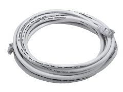 Cable - Cat5e 24AWG UTP Ethernet Network Patch Cable, 14ft White