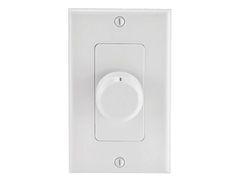 Speaker Volume Controller RMS 100W (Rotary Type) - White