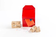 Red Fairy Mailbox