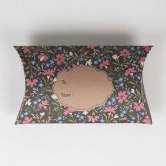 Floral Pillow Gift Box