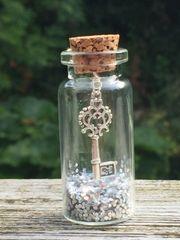 Fairy Key Jar