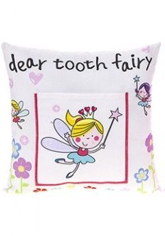Tooth Fairy Pillow - Fairy Design