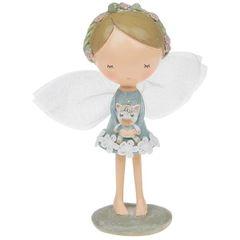 Dreamy Blue Fairy