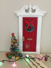 My Elf Door Set