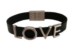 Love all leather Bracelet