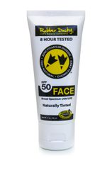 Rubber Ducky All Natural SPF 50 Naturally Tinted Face Sunscreen