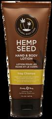 Nag Champa Heep Seed Hand and Body Lotion 7 oz. Tube