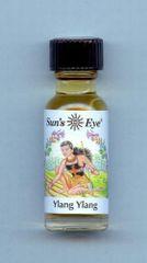 Suns Eye Ylang Ylang Oil .5 oz.