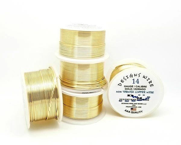 14 Gauge Copper Wire | Copper Wire 14 Gauge 4 Colors Available Designs Wire