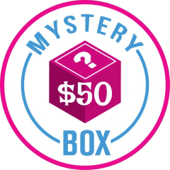 May 27, 2019 - $50.00 Mystery Treasure Truffle Box