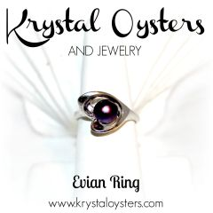 Evian Ring - Sterling Silver