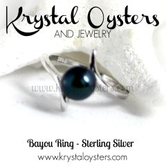 Bayou Ring - Sterling Silver