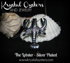 Lobster - Silver Plated