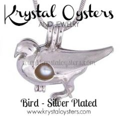Bird - Silver Plated