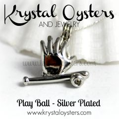 Play Ball - Silver Plated