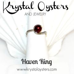 Haven Ring - Sterling Silver