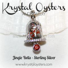 Jingle Bells - Sterling Silver