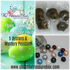 Open At Home Easter Oyster Pack