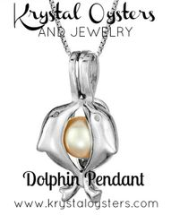 Dolphin - Sterling Silver