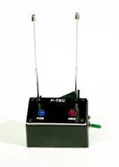 Negative/Positive Static Detector