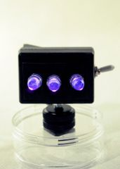 Wide Angle Mini Ultra-Violet Illuminator