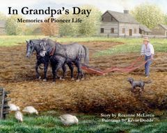 In Grandpa's Day : Memories of Pioneer Life
