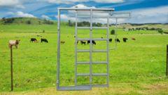 850mm Sliding Cattle Gate