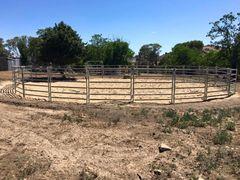 20m Horse Round Yard
