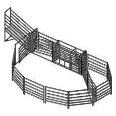 20 Head Cattle Yard (Holding Capacity)