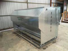 AUSTRALIAN MADE GRAIN FEEDERS 4200Ltr (2.8TON) X 3.0 LONG HEAVY DUTY