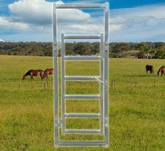 850mm Horse Man Gate