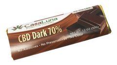 CBD Casa Luna Dark Chocolate (3) 60mg CBD bars
