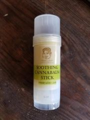 Soothing Cannabalm Twist up Stick - 2 oz