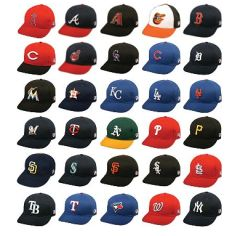 MLB Replica Caps