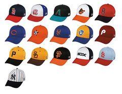 Cooperstown Replica Caps