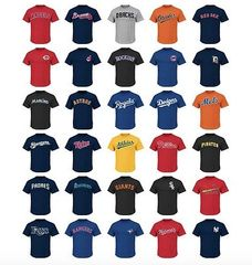 MLB Replica T-Shirt