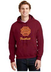 Hooded Fleece Del Sol Academy