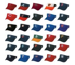 MLB Replica Visor