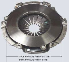 "High-Performance 9-11/16"" Pressure Plate 360130"