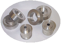 Aluminum Engine Cradle Bushings