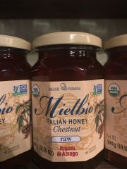 Organic Italian Honey Chestnut