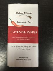 Cayenne Pepper Chocolate Bar