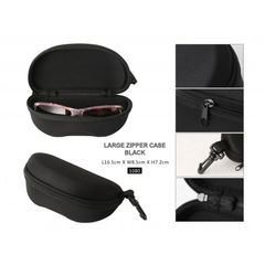 Large Zipper Hard Case