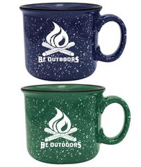 Camfire Mug- Be Outdoors